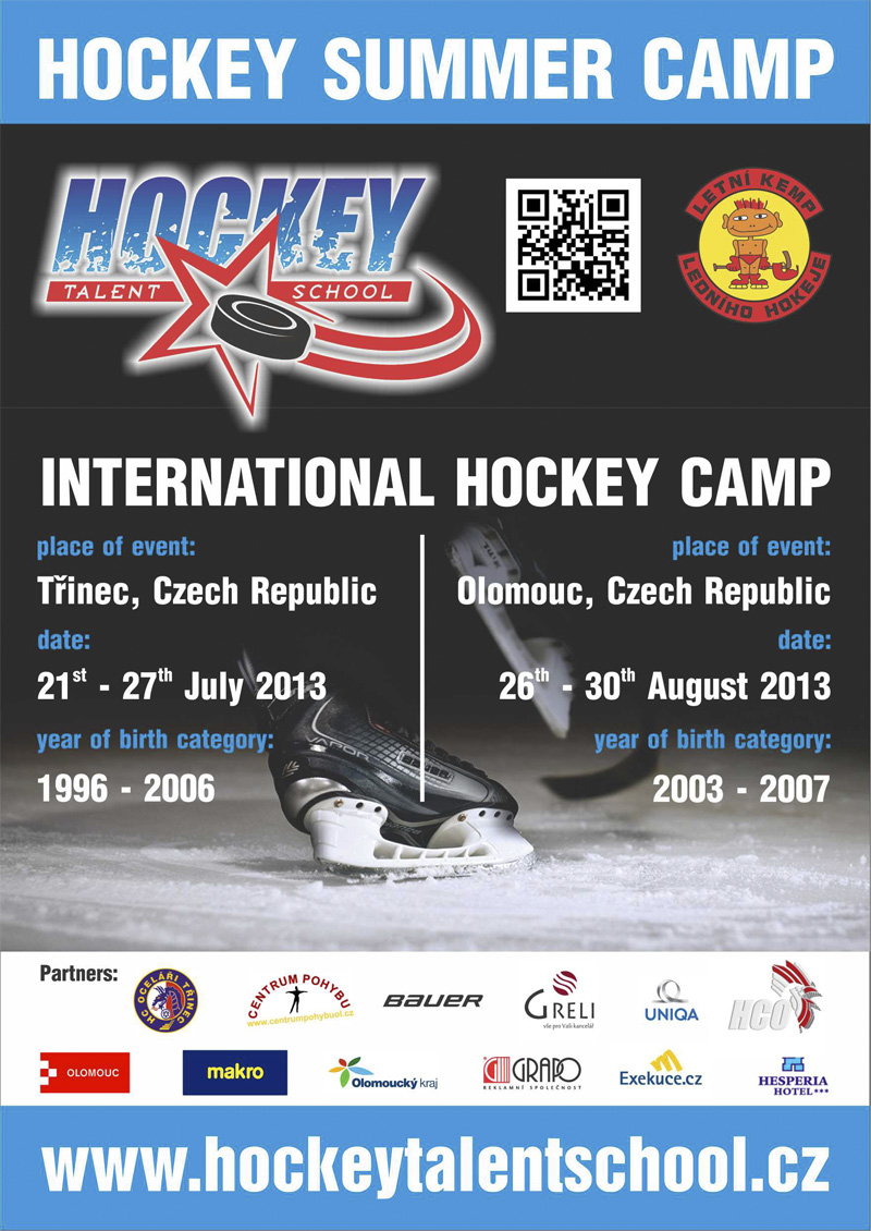 letak hockey summer camp prednja